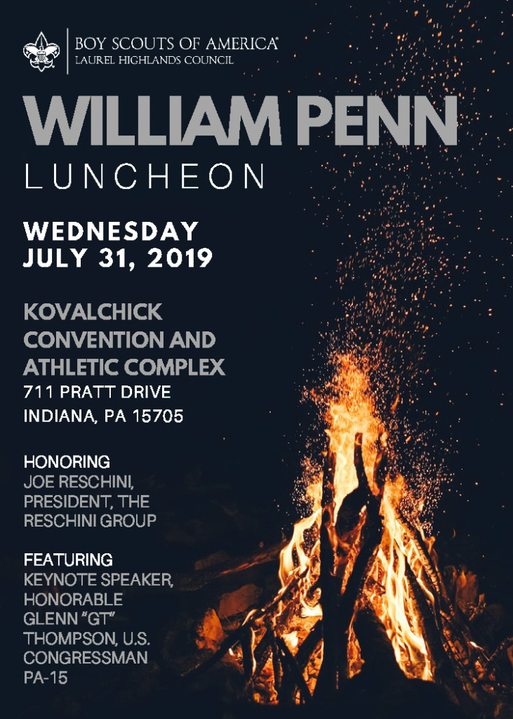 The William Penn Luncheon – Boy Scouts of America